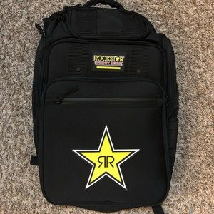 Rockstar Energy Backpack
